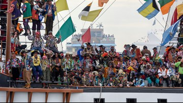 Gasparilla 2019: A schedule of pirate celebrations