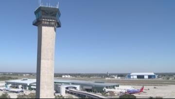 High winds cause delays at Tampa International Airport