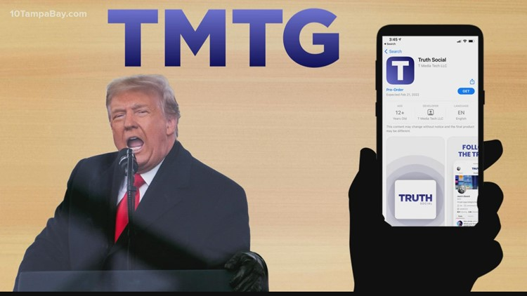 Trump announces he's launching own media company and 'TRUTH Social' app