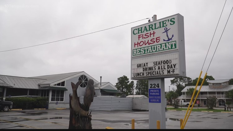 Crystal River business owners hoping Elsa floodwaters recede soon