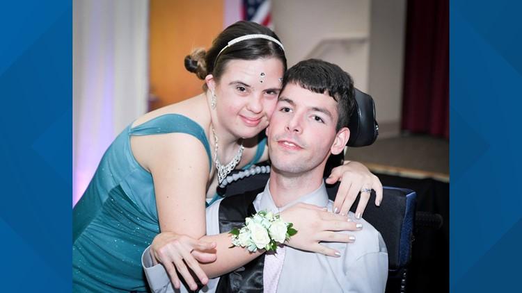 Andrew Brettner and girlfriend