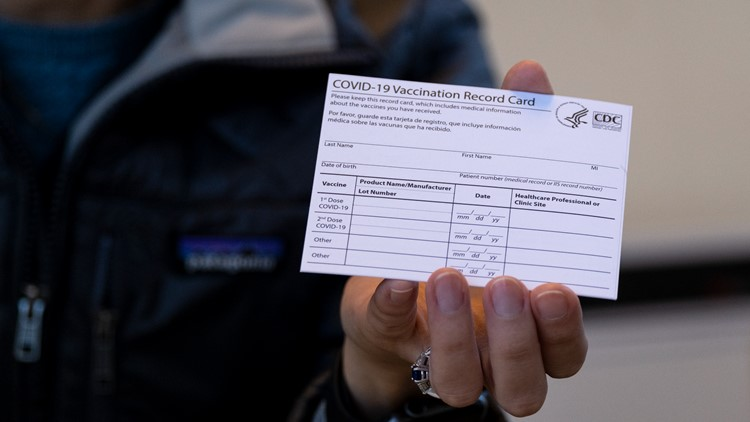 Reports: Woman faked vaccine card to get into Hawaii, misspelled vaccine as 'Maderna'
