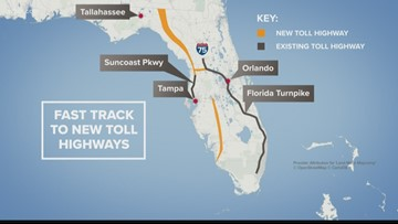 Governor DeSantis signed one of Florida's largest road projects in decades