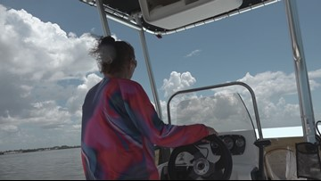 Researchers working on spray that could help combat red tide