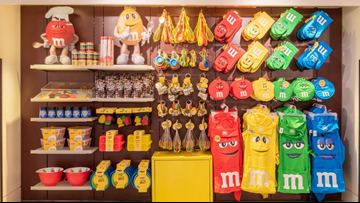 M&M's store set to open at Disney Springs