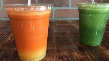 5 top spots for juices and smoothies in Tampa