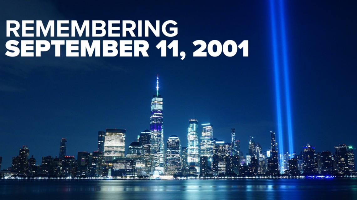 Remembering 9/11: Never forget September 11, 2001 | wtsp.com