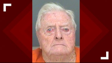 89-year-old sex offender masturbated in front of girls, police say