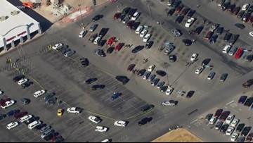 Deadly shooting at Walmart in Duncan, Oklahoma.