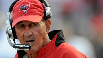 Monte Kiffin to enter Buccaneers Ring of Fame