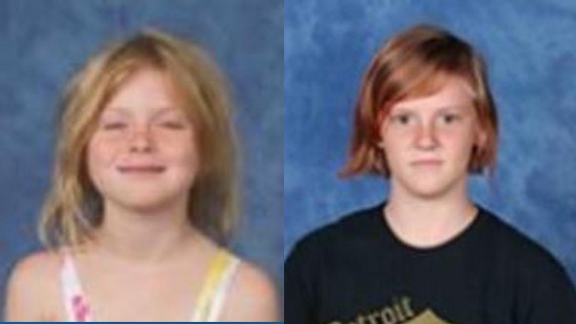 Search underway for 2 missing sisters last seen wandering near school