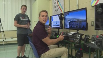 Monroe Institute of Technology is the 10News School of the Week powered by Duke Energy Florida