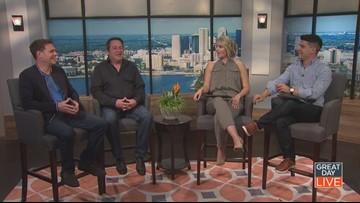 Al Ducharme & Al Romas at Tampa Improv
