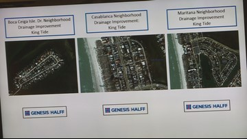 St. Pete Beach considers how to control flooding amid rising sea levels