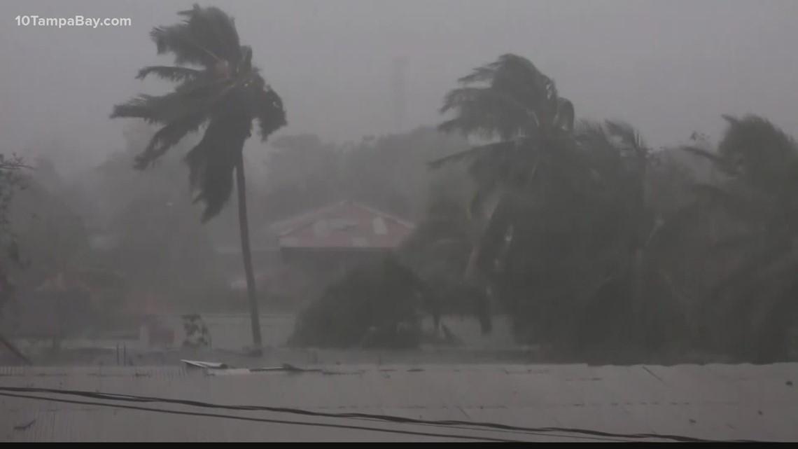 Who gets to pick hurricane names?