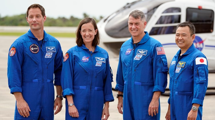 SpaceX, NASA delay Crew-2 astronaut launch to Friday due to weather concerns