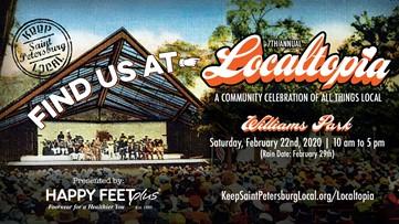 Localtopia celebrates all things local on Saturday