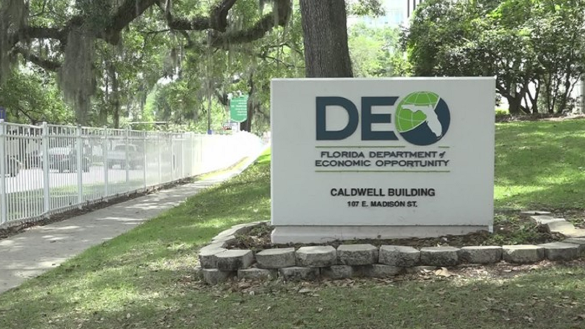 Florida ends contracts with call center companies assisting with unemployment benefits