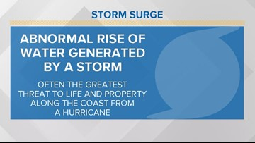 This is what storm surge means to Tampa Bay