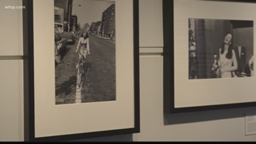 Tampa museum exhibit showcases life and fashion from the 60s-70s