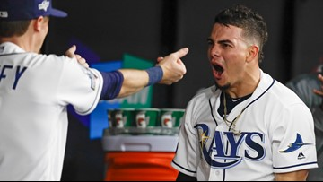 Rays beat the Astros, forcing Game 5 in ALDS