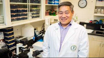 USF Health virologist Dr. Teng talks about the pause on Johnson & Johnson vaccine