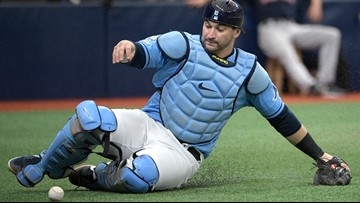 Catcher Mike Zunino will stay with Rays in $4.5 million deal