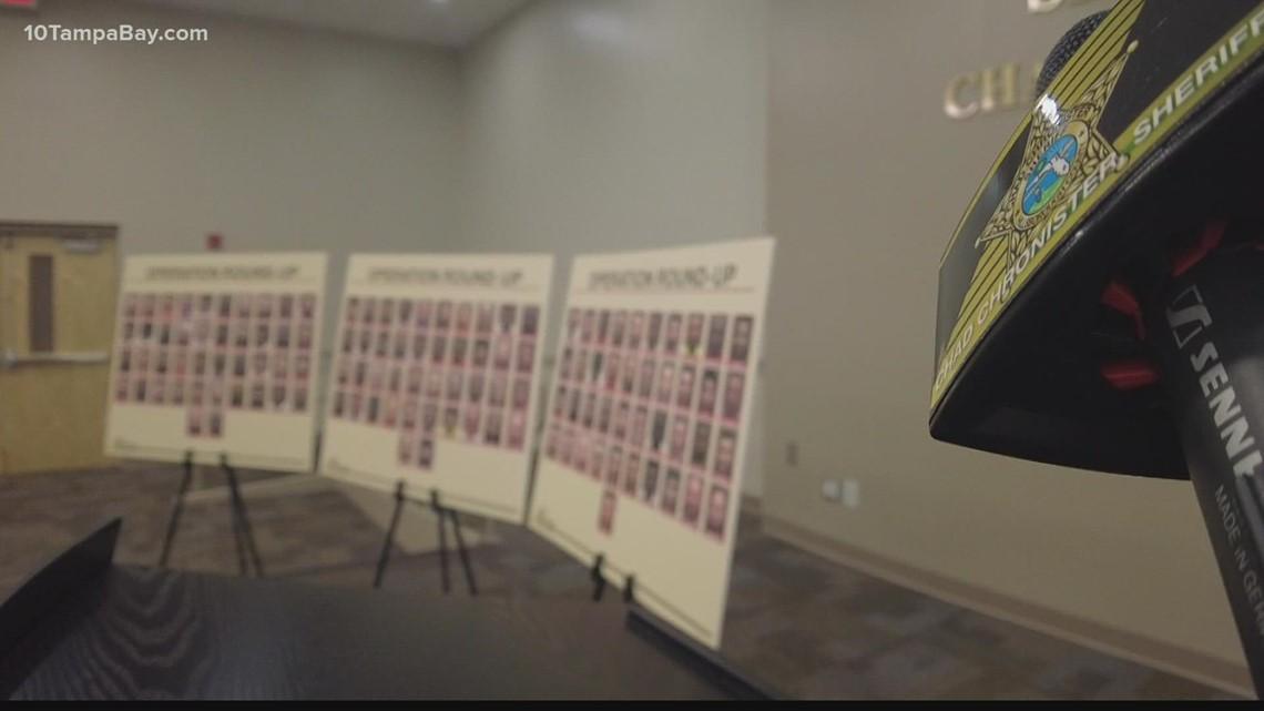 Ex-Hillsborough County teacher among 125 men arrested during anti-human trafficking operation