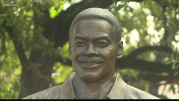 Beloved Buccaneer Lee Roy Selmon honored with statue in Tampa