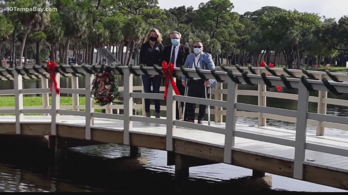 Proceeds from Skyway 10k benefit veterans at Bay Pines Medical Center