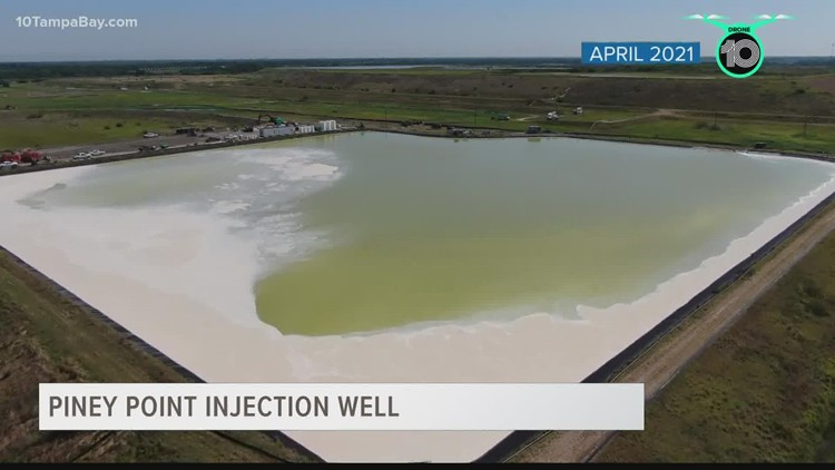 Piney Point injection well plans move forward