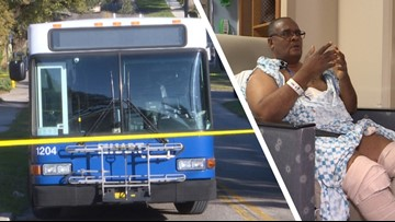Beyond barriers: HART bus driver attacked says he should be able to arm himself