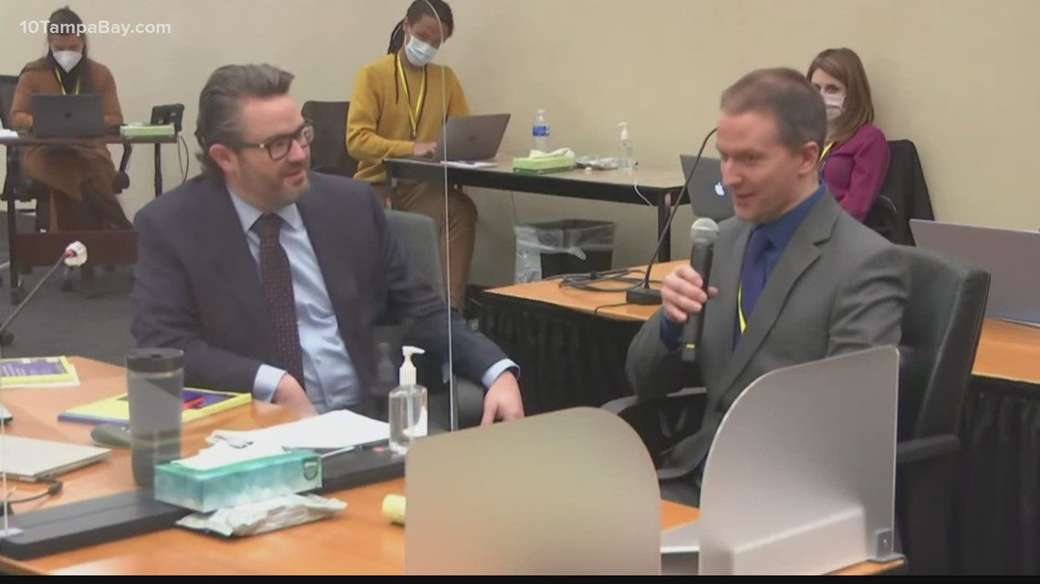 Defense rests, Derek Chauvin tells courtroom: 'I will invoke my Fifth Amendment privilege today'