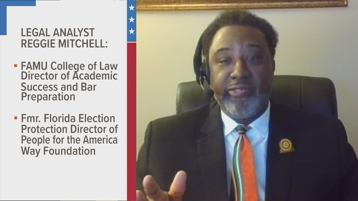 Legal expert weighs in on potential outcome of presidential election