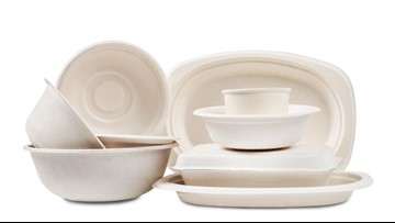 Report: Fiber bowls used by restaurants contain dangerous 'forever chemicals'