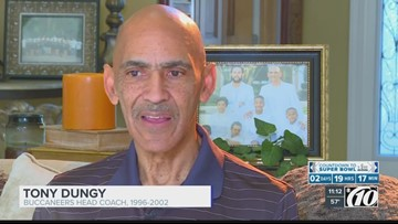 8b36fbc88 Dungy on the Super Bowl and his prediction