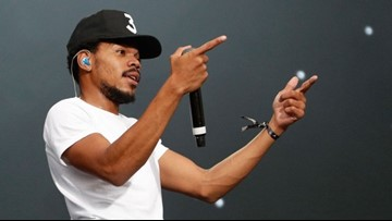 Chance the Rapper moves his tour back to spend more time with family