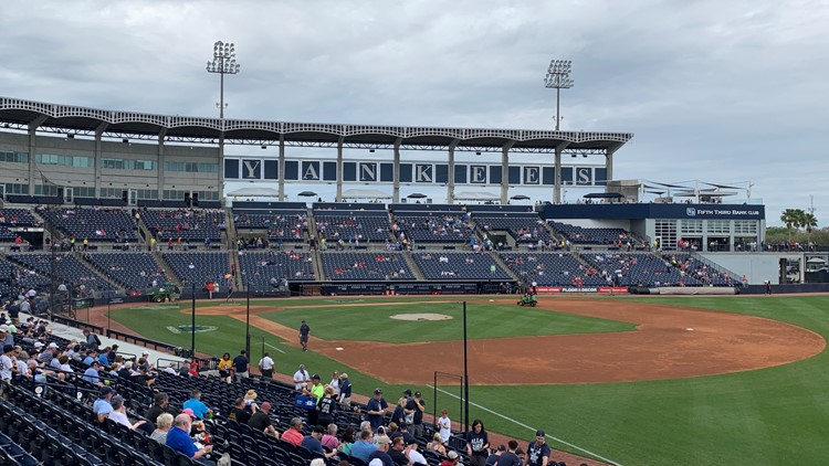Yankees minor leaguer has COVID-19, had been at Tampa facility
