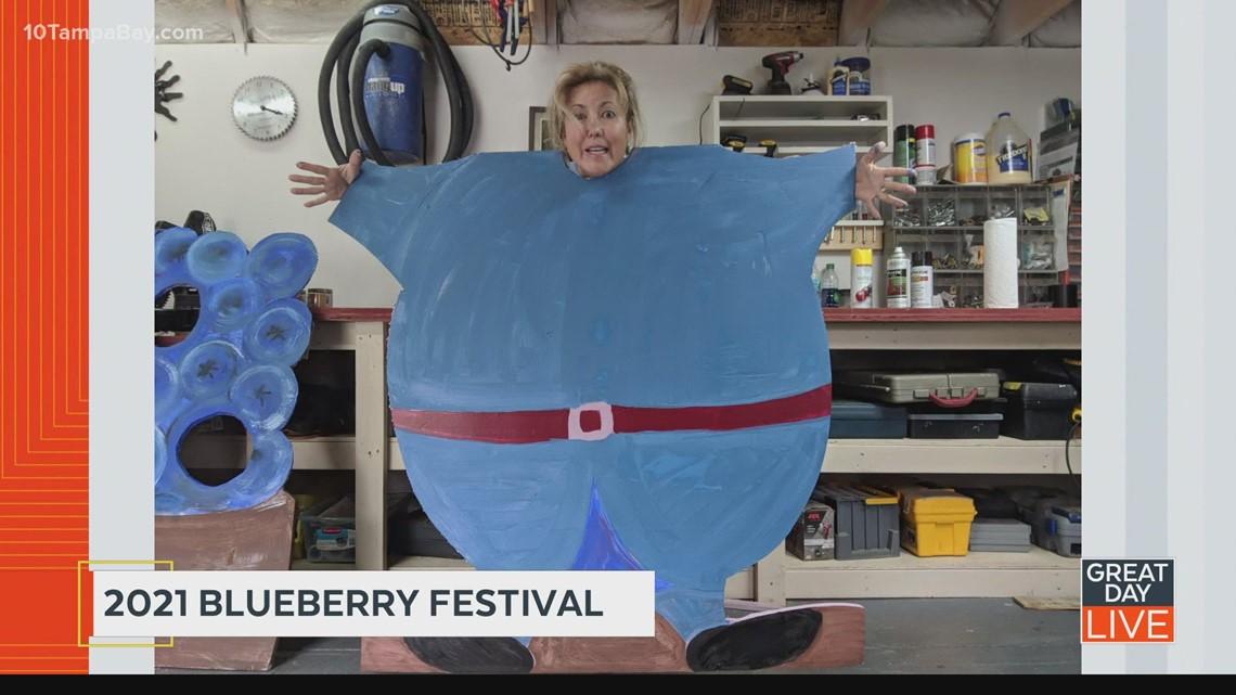 2021 Mount Dora Blueberry Festival