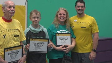 YMCA pediatric cancer program expands to help kids
