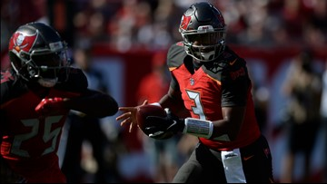 The Bucs to take on the Houston Texans at Raymond James on Dec. 21