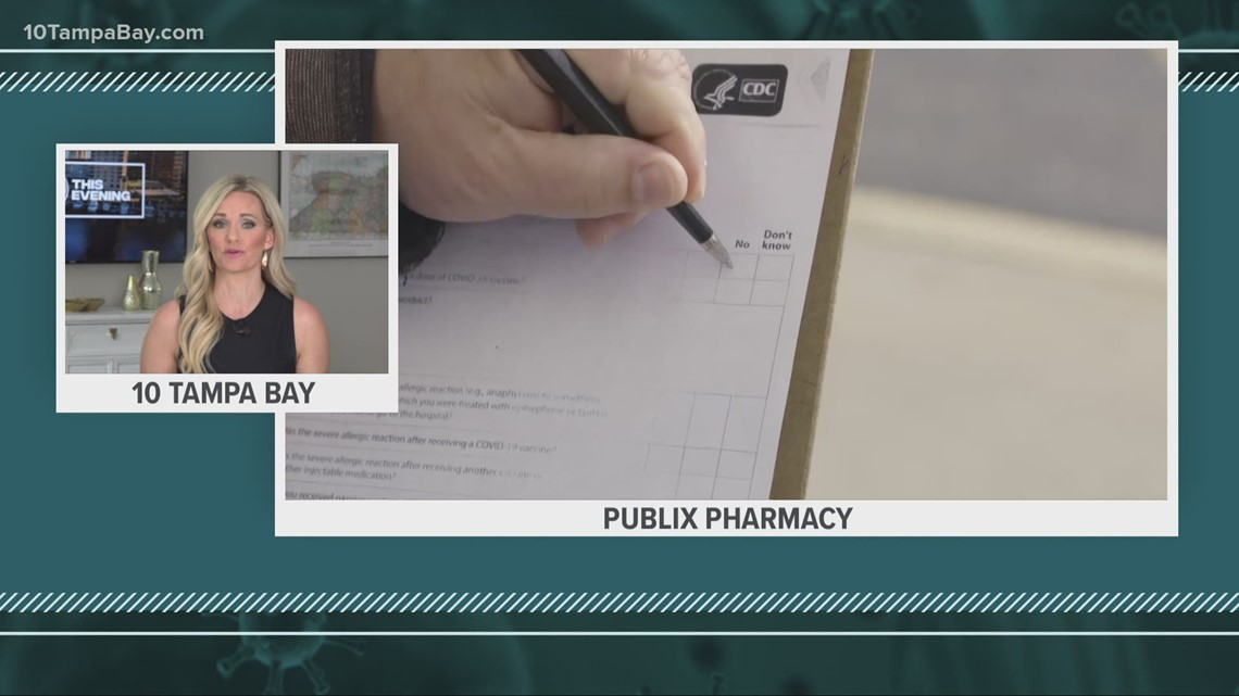 All Publix pharmacies set to offer walk-in COVID-19 vaccinations