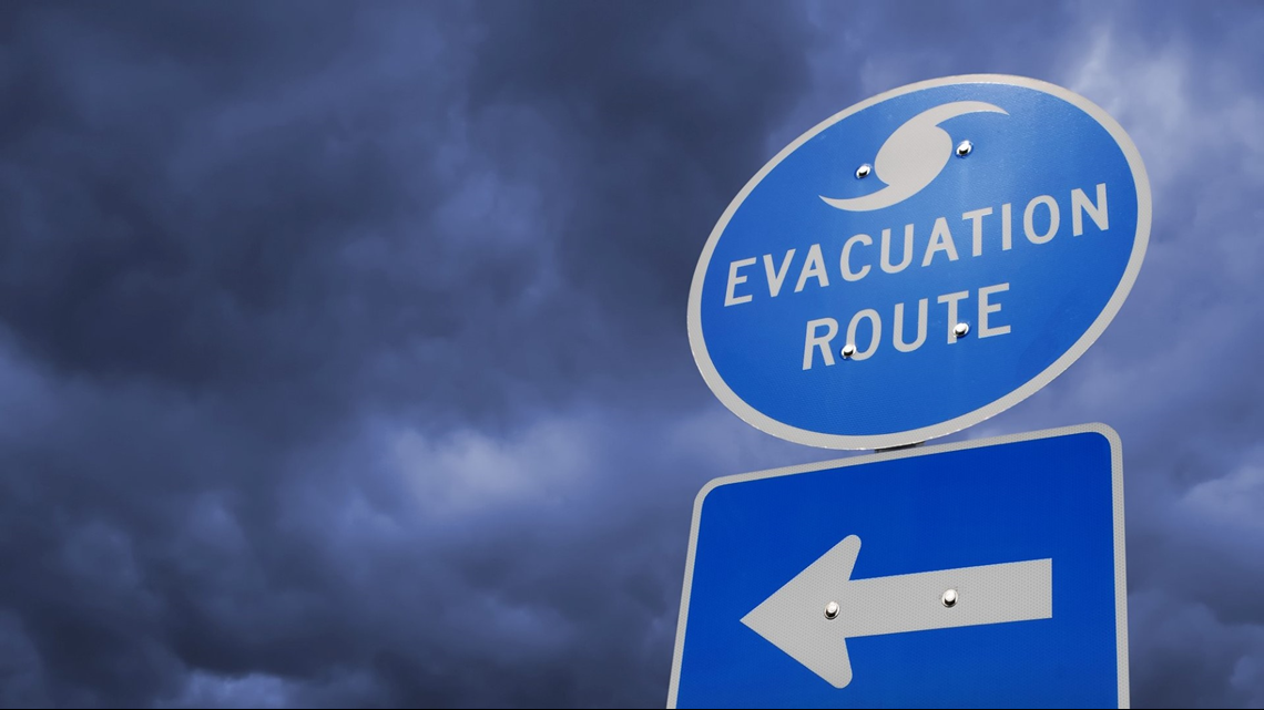 Polk County issues 2019 public shelter map