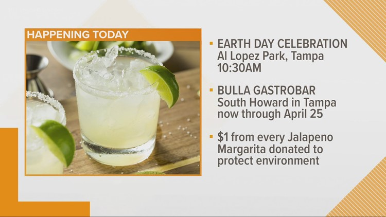 Earth Day events across the Tampa Bay area