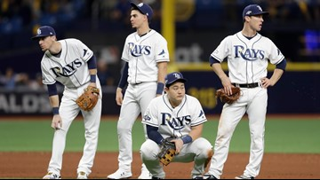 Tampa Bay Rays remove Matt Duffy from roster