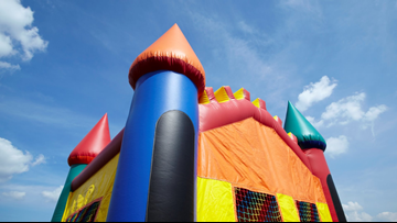 Have you ever thought about how dirty that bounce house you rented may be?