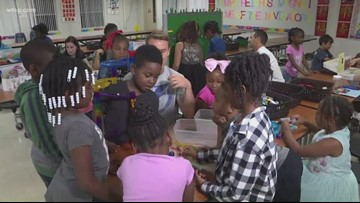 Tampa Heights Elementary Magnet is the 10News School of the Week powered by Duke Energy Florida