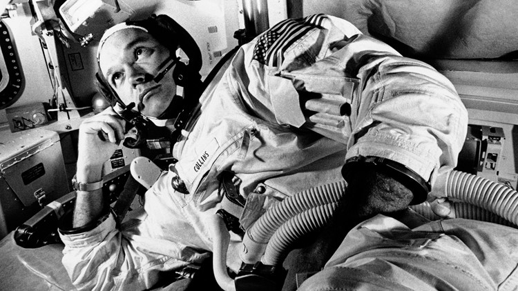 Online petition calls for NASA's Lunar Gateway to be named after iconic astronaut Michael Collins