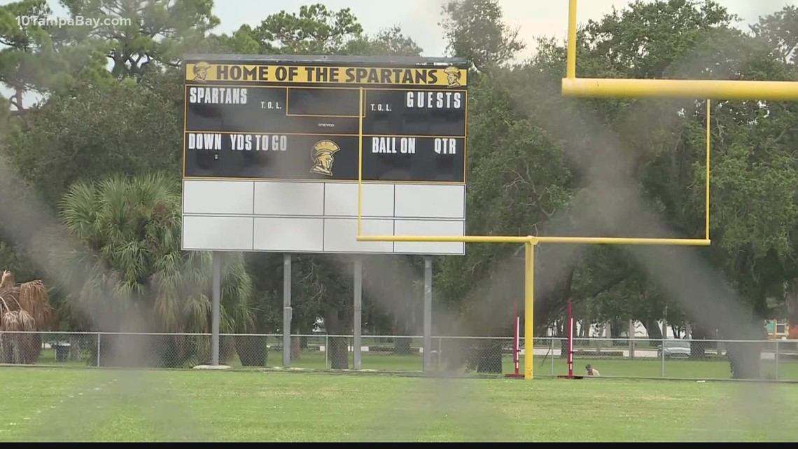 Fall football returns to Tampa Bay area high schools