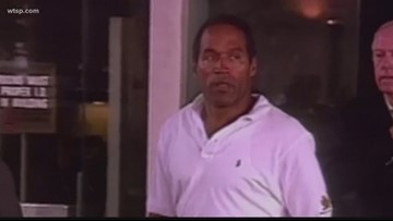 O.J. Simpson says 'life is fine' 25 years after murders